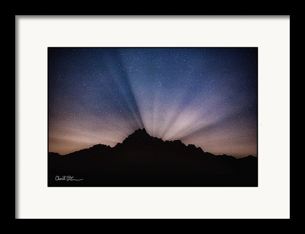 Charlie Duncan - Whitehorse Mountain Moon Rays