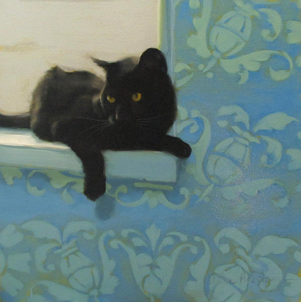 Diane Hoeptner - Window Seat