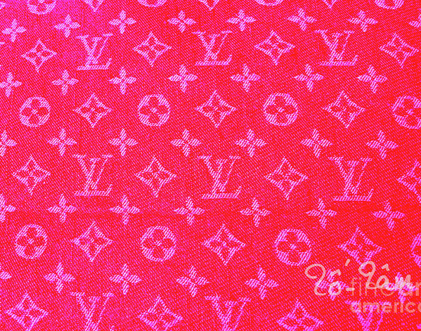 To-Tam Gerwe - Louis Vuitton Hot Pink Monogram