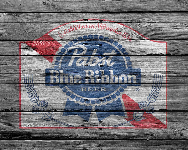 Joe Hamilton - Pabst Blue Ribbon Beer