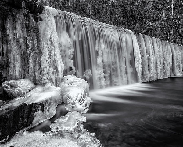 Tim Wilson - Hollins Mill Dam