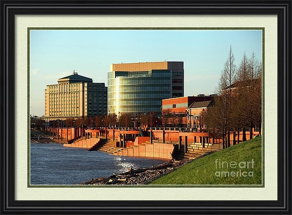 Denis Tangney Jr - Evansville Indiana Waterfront