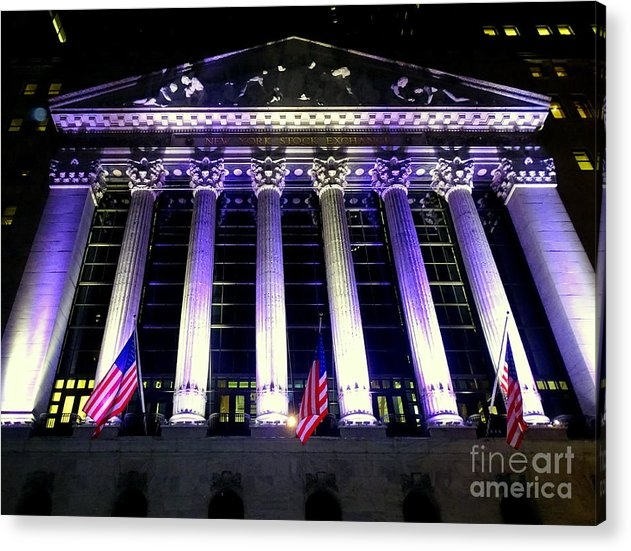 Ed Weidman - The New York Stock Exchange