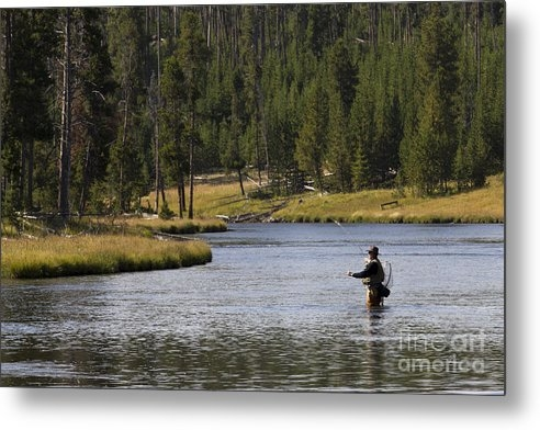 Dustin K Ryan - Fly Fishing in the Firehole River Yellowstone