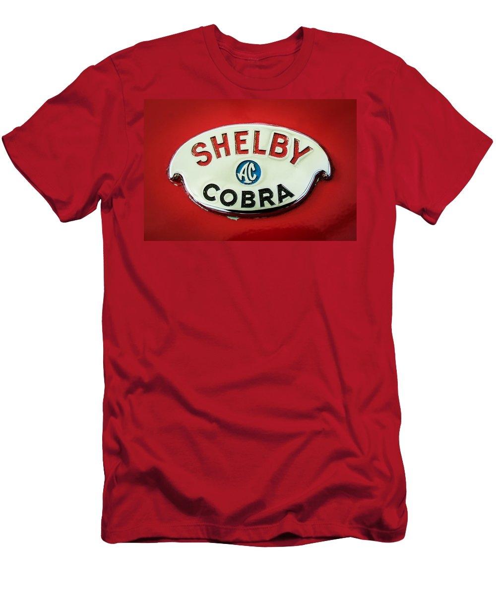 Shelby AC Cobra Emblem -0282c by Jill Reger