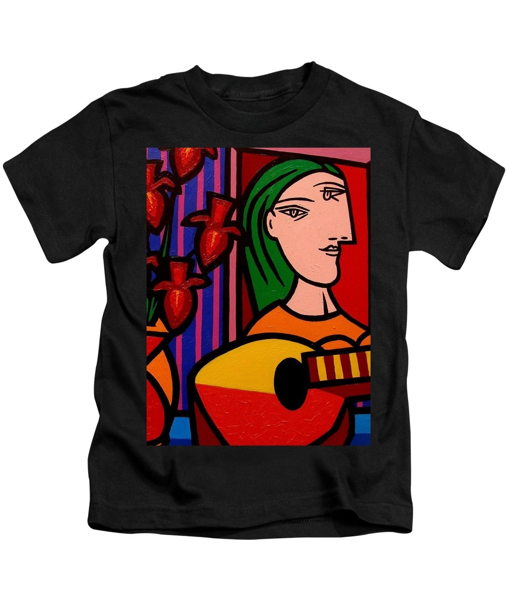 Homage to Picasso Youth T-Shirt