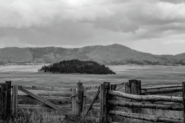 Valles Caldera  by Lonnie Wooten