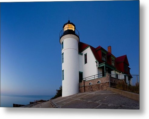 Point Betsie Lighthouse by Twenty Two North Photography