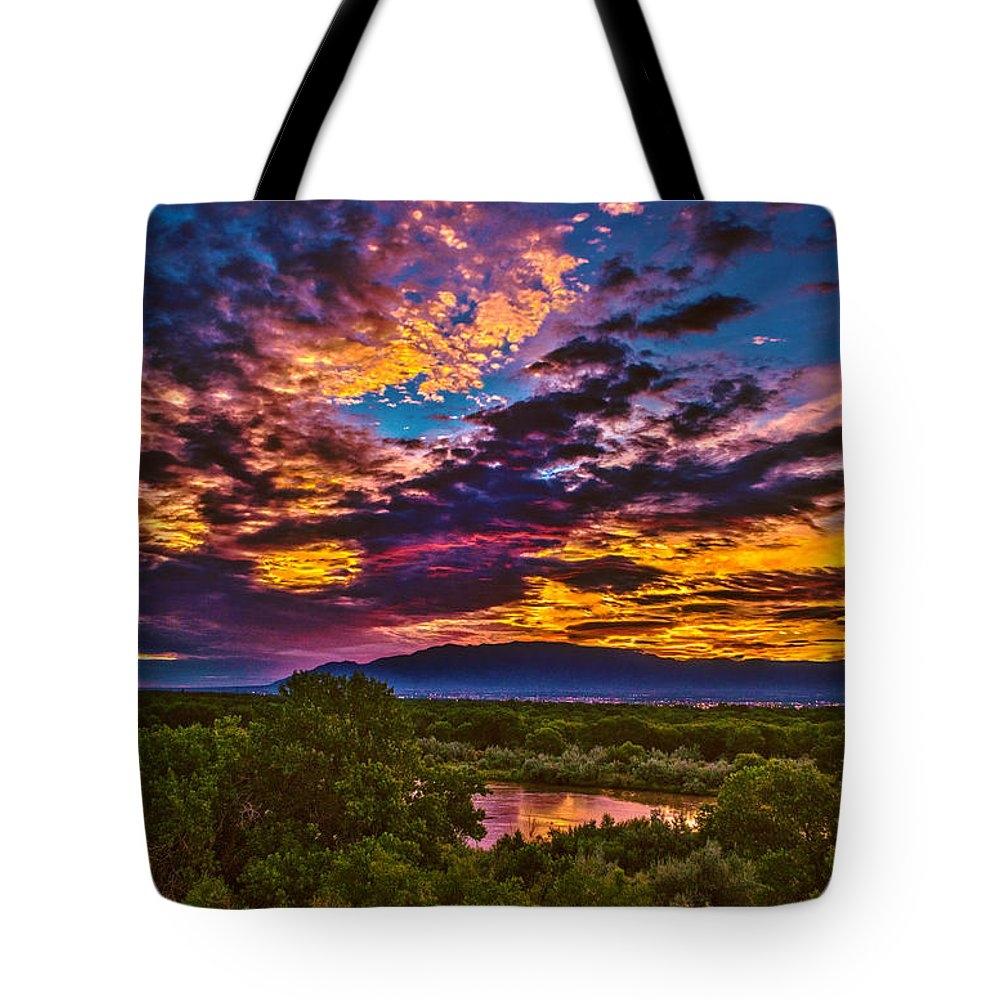 Riverview Sunrise by Richard Estrada