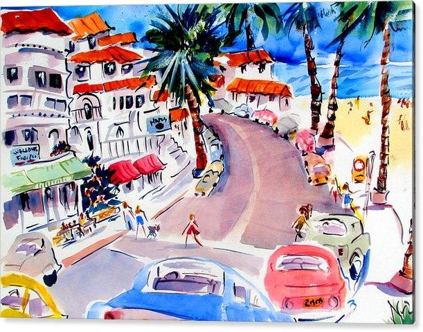San Clemente Strip by John Dunn