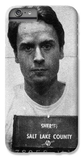 Ted Bundy Mug Shot 1975 Vertical  by Tony Rubino