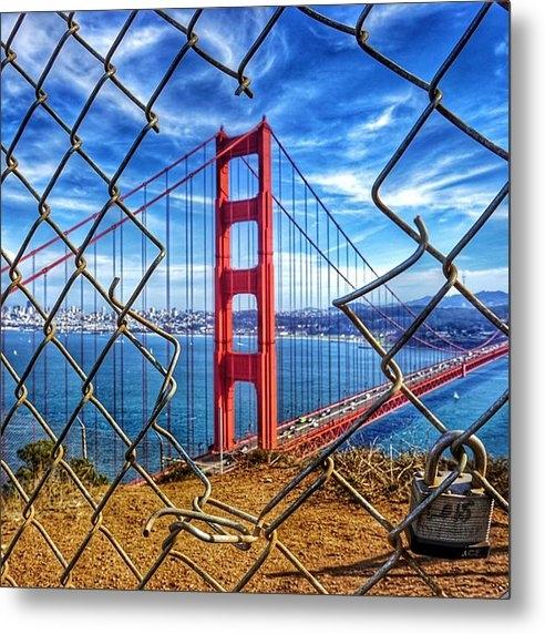 The Golden Gate Bridge  by Alpha Wanderlust