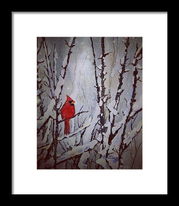 Arlene's Redbird by Ann Frederick