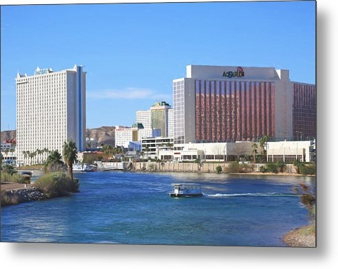 Casinos Along the Colorado River by Donna Kennedy