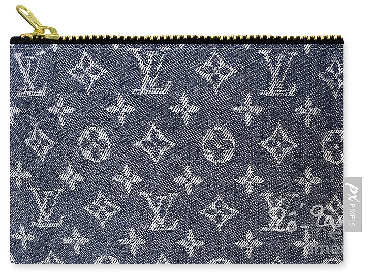 Louis Vuitton Blue Jean Fabric Monogram by To-Tam Gerwe