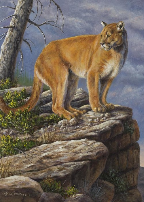 On the Hunt by Kim Lockman