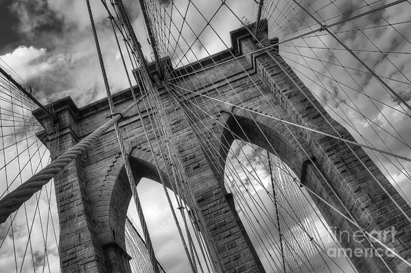 Brooklyn Bridge by Twenty Two North Photography