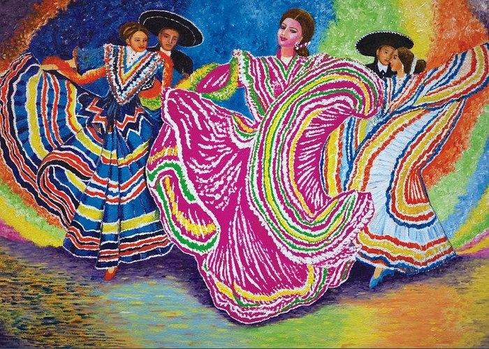 Fiesta Latino by Sushobha Jenner