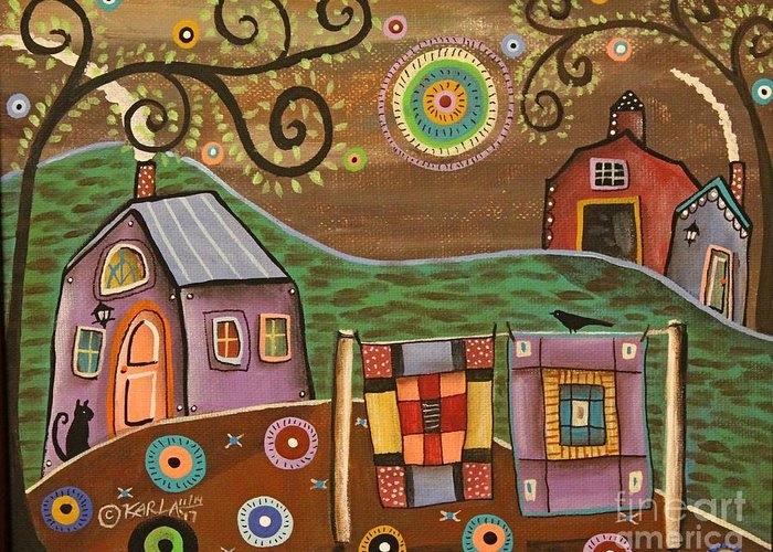 Quilt Dream by Karla Gerard