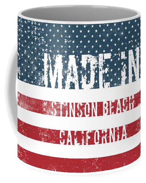 Made in Stinson Beach, California by Tinto Designs