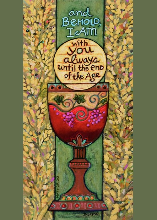 The Eucharist by Jen Norton