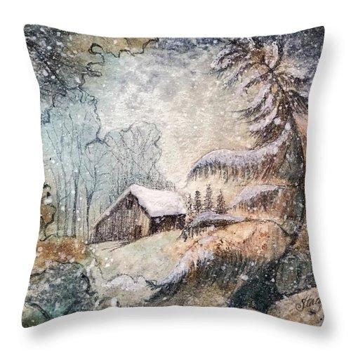 Winter Bliss by Stacy Kelley