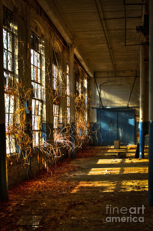 Lightroom too Mary Leila Cotton Mill 1899 by Reid Callaway