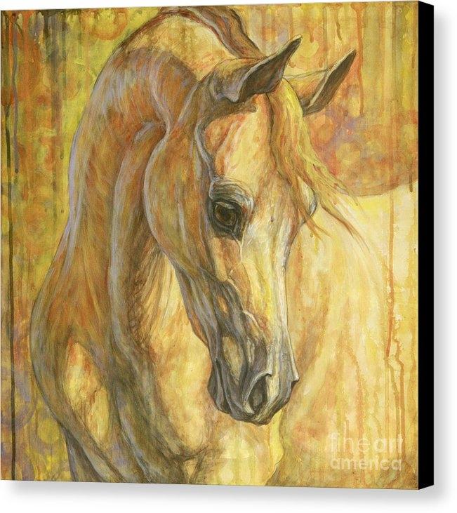 Gentle Spirit by Silvana Gabudean Dobre