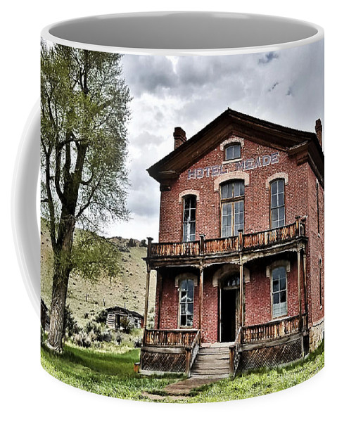 Bannack Mt. 7 by Susan Kinney