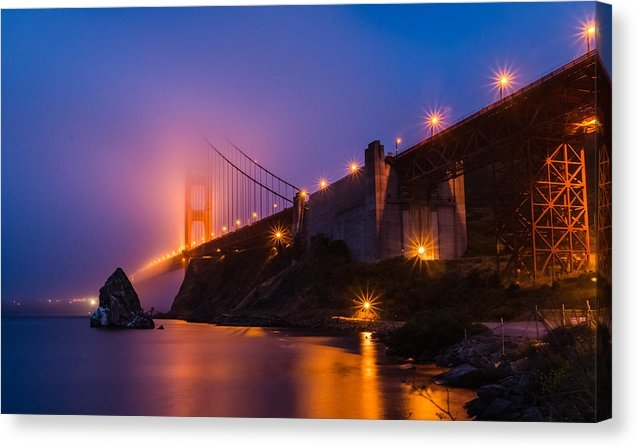 Golden Gate by Mike Ronnebeck