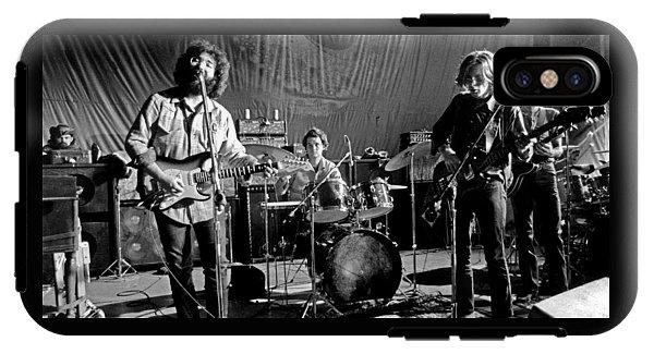 Grateful Dead in concert - San Francisco 1969 by Dan Haraga