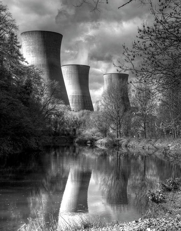 Power Station by David French