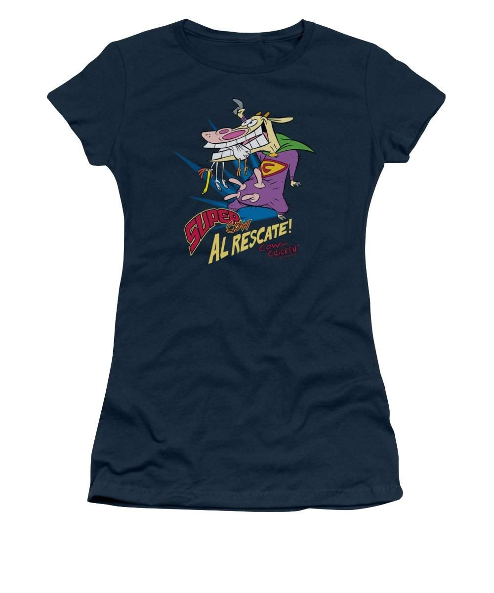 Cow And Chicken - Super Cow T-Shirt