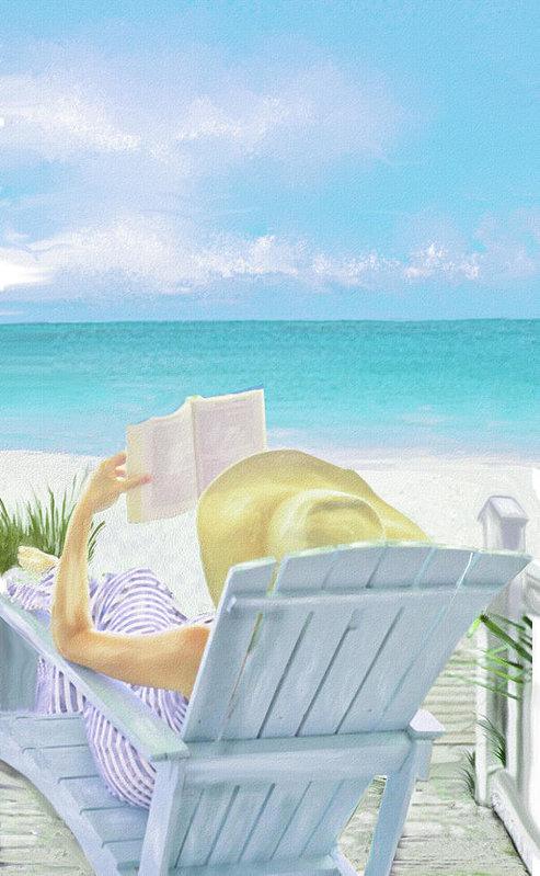 on beach time by Jane Schnetlage