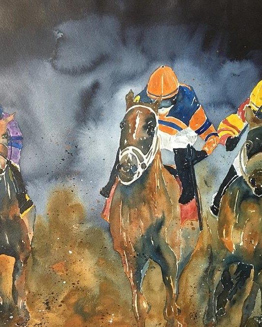 Derby by Peter Freischlag