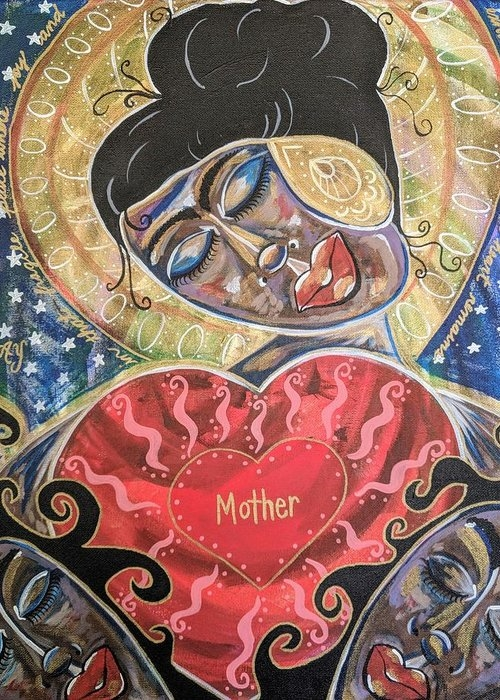 Mother by Angela Yarber