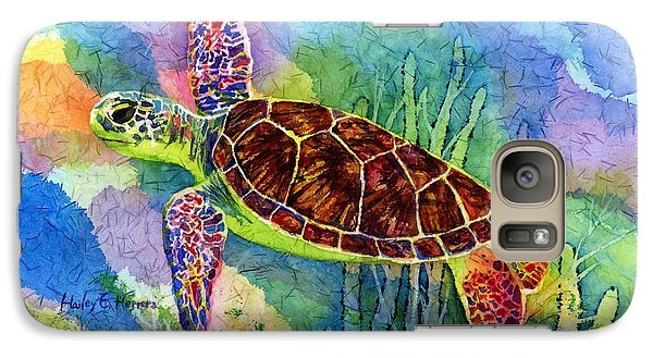 Sea Turtle by Hailey E Herrera