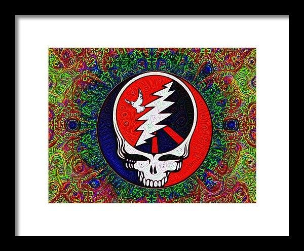 Grateful Dead by Bill Cannon