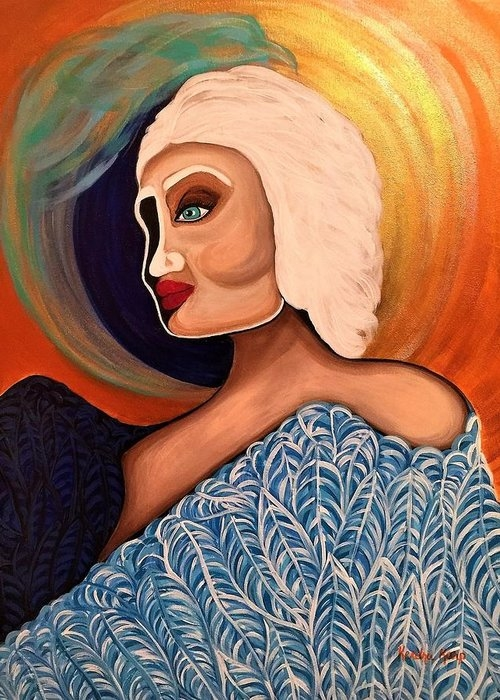 Messenger Angel by Kendra Karp