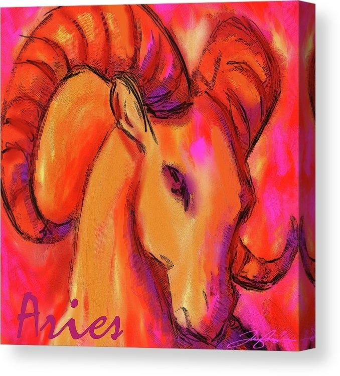 Aries by Tony Franza