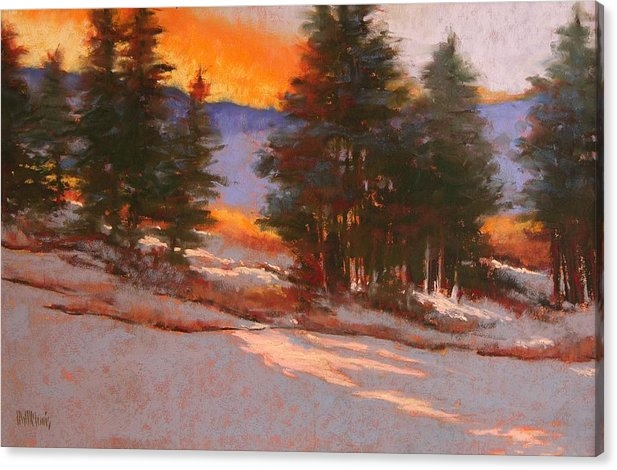 Another Winter Dawn by Mary McInnis