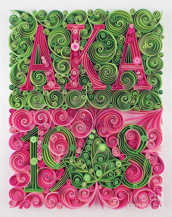 AKA 1908 by Felecia Dennis