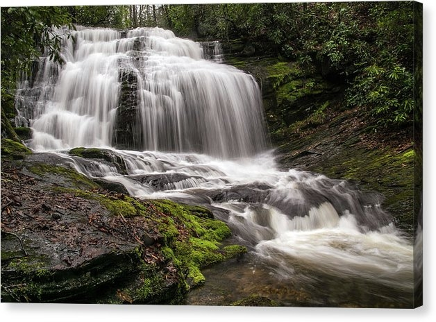 Merry Falls by Barry Sannes