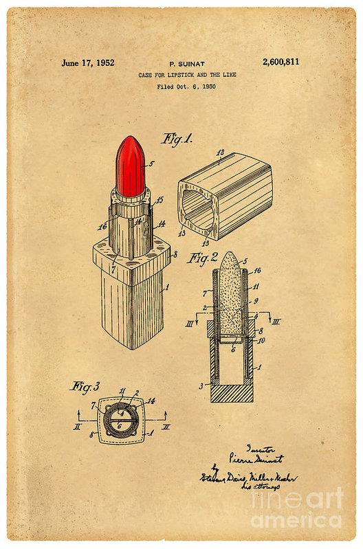 1952 Chanel Lipstick Case 4 by Nishanth Gopinathan