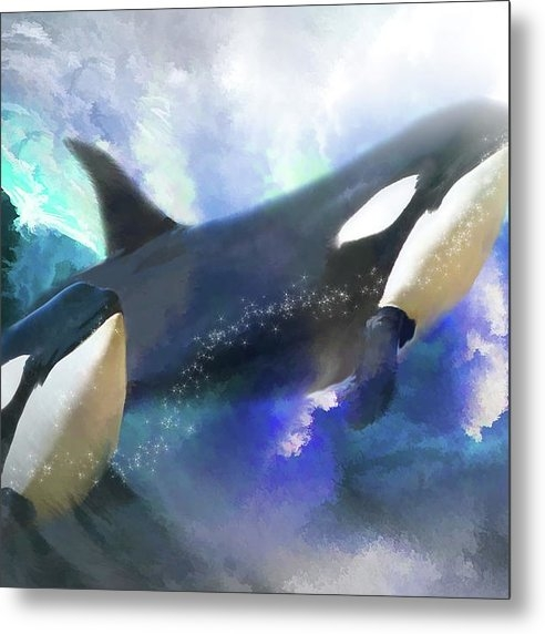 Orca Wild by Trudi Simmonds