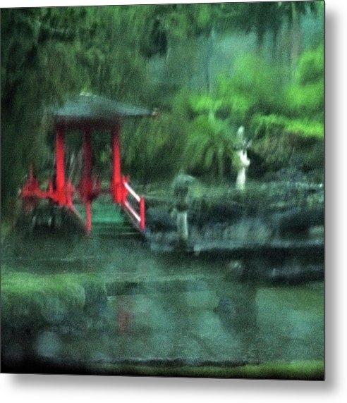 Red Pagoda by Rodney Sean Rauch