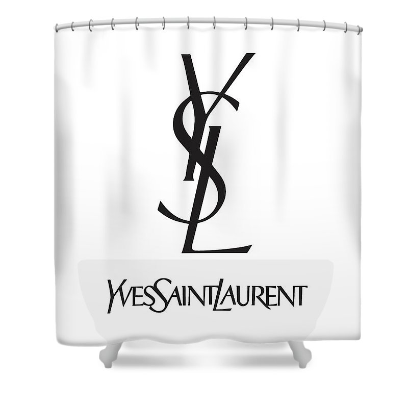 Yves Saint Laurent - YSL - Black and White - Lifestyle and Fashion by TUSCAN Afternoon