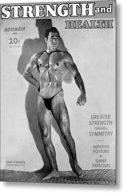 Strength and Health Mag Nov 1948 by David Lee Thompson