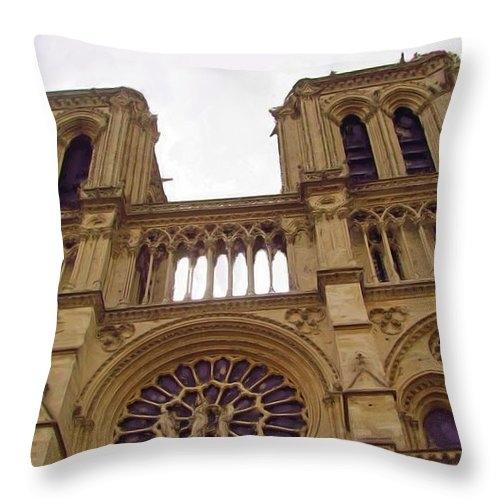 Notre Dame by Jenny Armitage