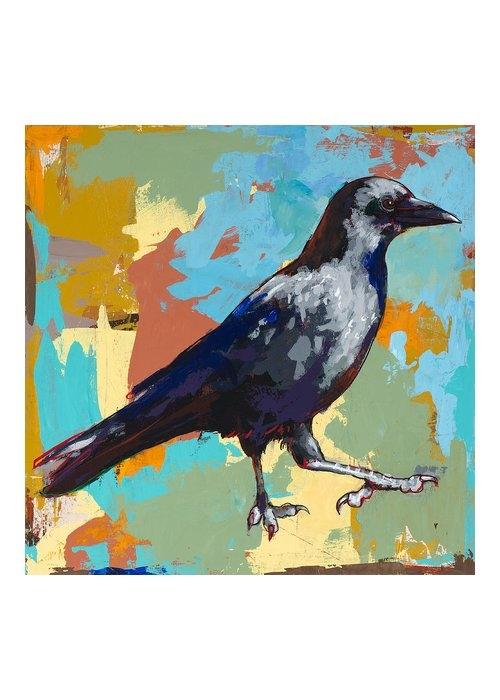 Crow #2 by David Palmer